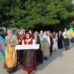 Povorka po Ohridu