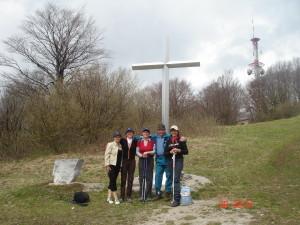 Podeželke na vrhu Krima, 1.5.2008