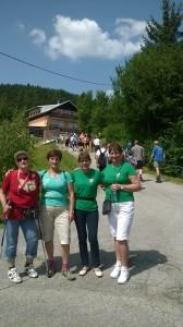 pohod po zeliščnih poteh v Prezidu